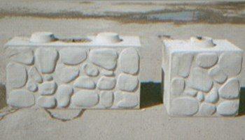 Consolidated Concrete Blocks